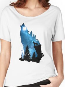 The Howling Wind Women's Relaxed Fit T-Shirt