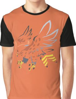 Talonflame (Tribal) Graphic T-Shirt