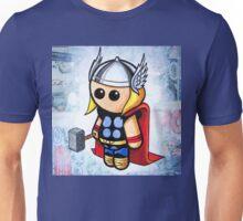 """GOD of THUNDER"" POOTERBELLY Unisex T-Shirt"