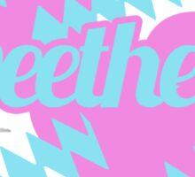 Retro Sweetheart Sticker