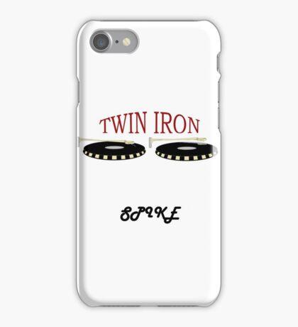 Twin Iron TAGED iPhone Case/Skin