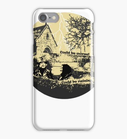 Could be raining iPhone Case/Skin
