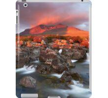 Slig Sunrise iPad Case/Skin