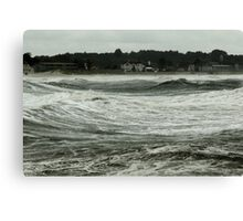 September Storm Canvas Print