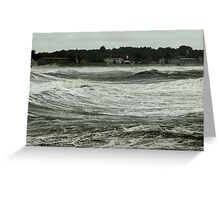 September Storm Greeting Card