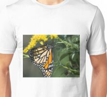 Hanging Monarch Butterfly  Unisex T-Shirt