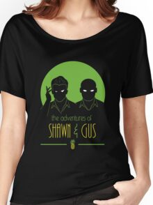 The Adventures of Shawn and Gus Women's Relaxed Fit T-Shirt