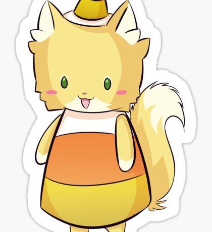 Candy Corn Chii (Stickers) Sticker