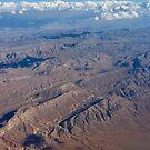 Mountain view over Colorado by Robin Black