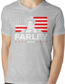 Farley 2016 Mens V-Neck T-Shirt