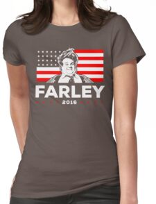 Farley 2016 Womens Fitted T-Shirt