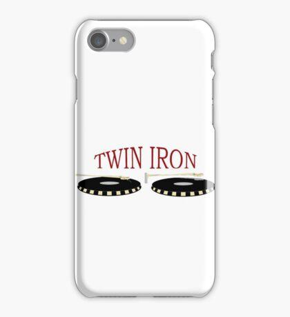 Twin Iron  iPhone Case/Skin
