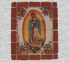 Lady of Guadalupe One Piece - Long Sleeve