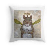 Angel Blake Throw Pillow