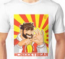 ADAM LIKES BEING CHEEKY Unisex T-Shirt