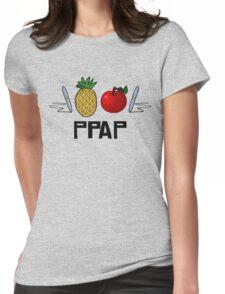 PPAP Pen Pineapple Apple Pen Womens Fitted T-Shirt