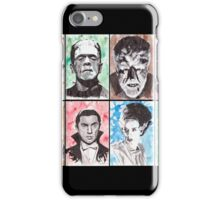 Classic Monster Collection iPhone Case/Skin