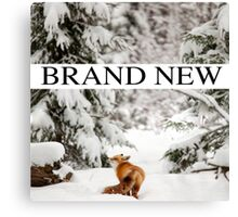 Brand new edit Canvas Print