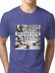 Brand new edit Tri-blend T-Shirt
