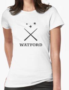 Watford School of Magicks, Simon Snow - Large Logo, black T-Shirt