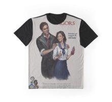 Bioshock Infinite Vigor Poster Graphic T-Shirt