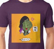 Reagan the Kale Unisex T-Shirt