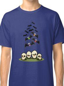 Bats n Skulls Classic T-Shirt