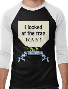 Ghostbusters - The Trap Men's Baseball ¾ T-Shirt