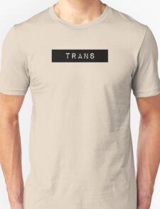 Labeled: Trans T-Shirt