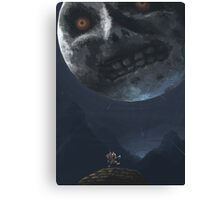 DoA : Playing with the moon (23 left) Canvas Print