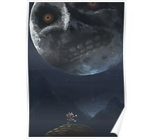 DoA : Playing with the moon Poster