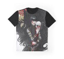 dagger & mask Graphic T-Shirt