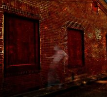 Groovin' Down the Alley by Scott Mitchell