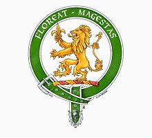 Clan Broun Scottish Crest Unisex T-Shirt