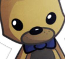 Golden Freddy- Five Nights at Freddy's Sticker