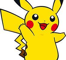 Pokemon pikachu by ericau18