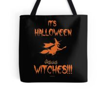 Halloween Witches Tote Bag