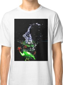 Frogger Splash Classic T-Shirt
