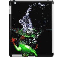 Frogger Splash iPad Case/Skin