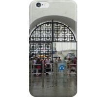 entrance to the kremlin iPhone Case/Skin