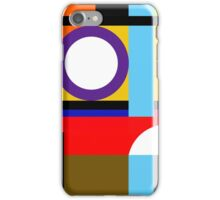 Abstract No.27 iPhone Case/Skin