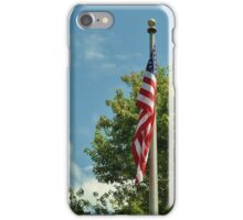 Indivisible, with liberty and justice for all.  iPhone Case/Skin