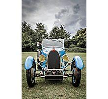 Vintage Automobile Photographic Print