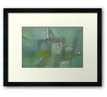port life (9) Framed Print