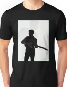 shadow guitar Unisex T-Shirt