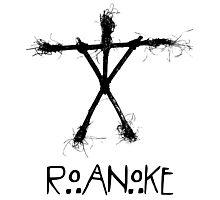 American Horror Story Season 6 My Roanoke Nightmare Doll Photographic Print