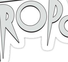 Metropolis Sticker