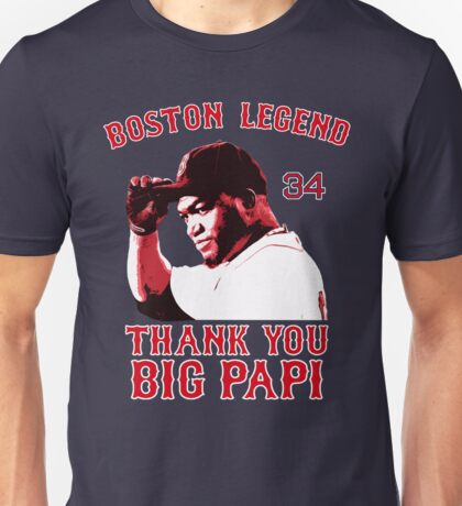 Thank You Big Papi Unisex T-Shirt