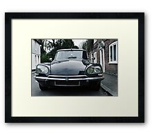 Citroen DS  Framed Print