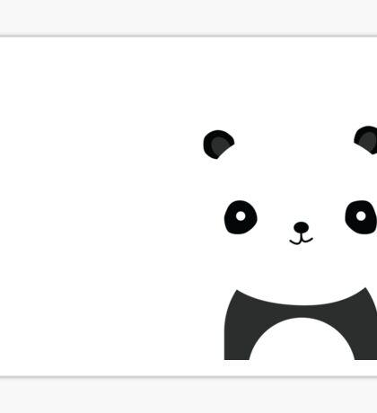 Clipart Panda Sticker